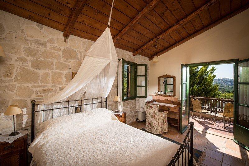 Appartement Enagron Cretan Ecotourism Village - Rethymnon - 3-kamer appartement