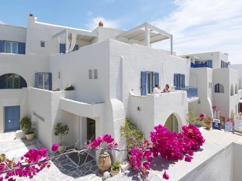 Hotel Iria Beach - Agia Anna Naxos