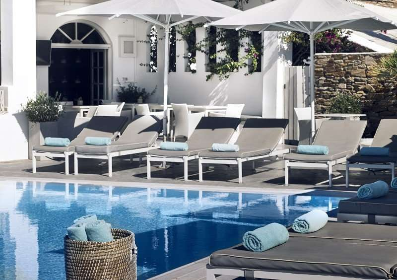 Ios Palace - zwembad
