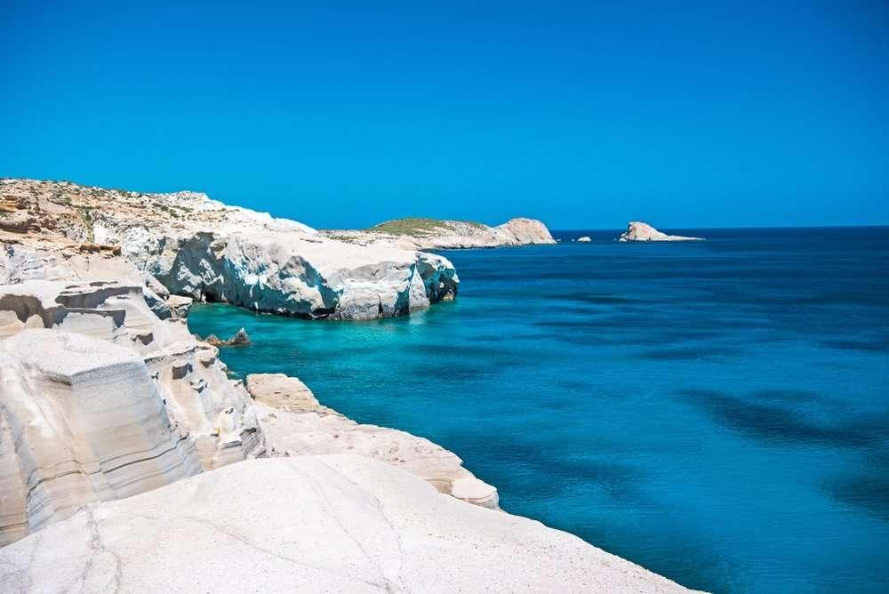 White Rocks - Milos