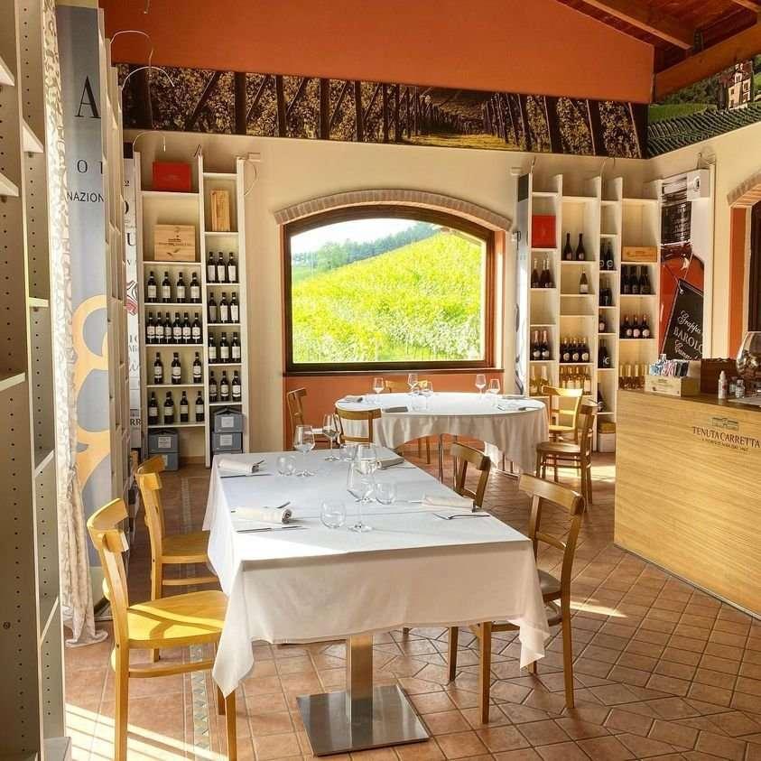 villa garassino restaurant
