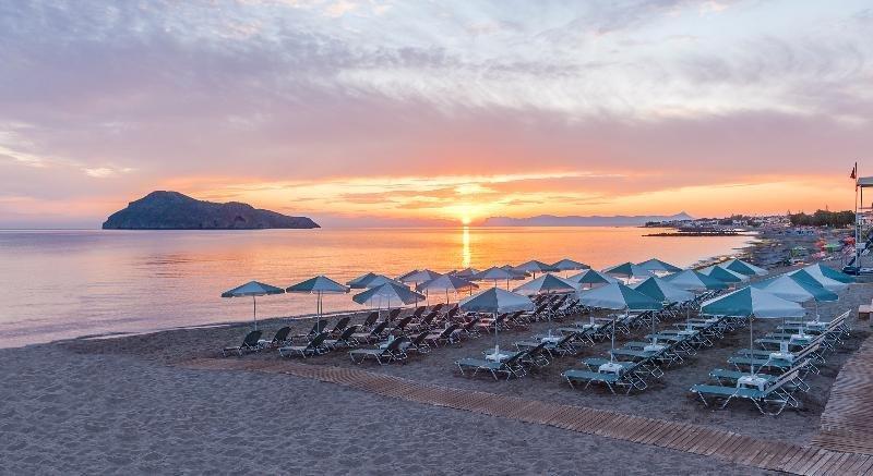 Hotel Porto Platanias Beach Luxury Selection - strand