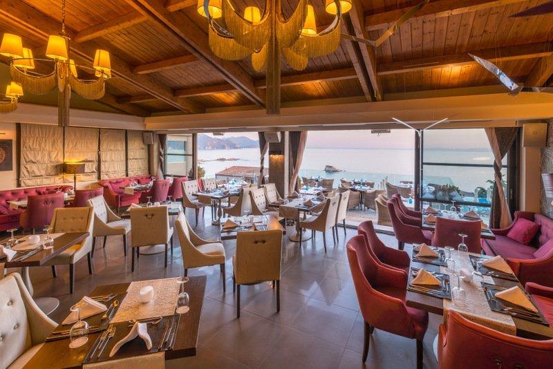 Hotel Sivota Diamond Spa Resort - à la carte restaurant