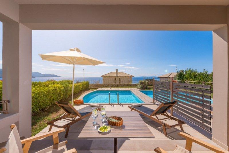 Hotel Sivota Diamond Spa Resort - executive junior suite - privé zwembad