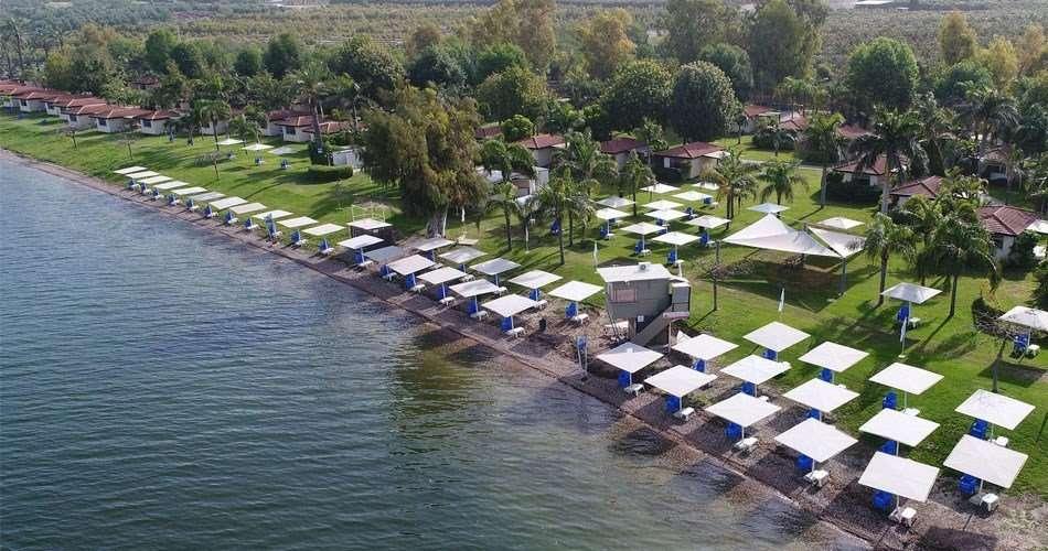 Ein Gev Holiday Resort