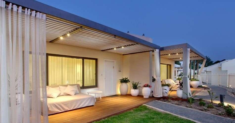 Ein Gev Holiday Resort - kamer meerzijde