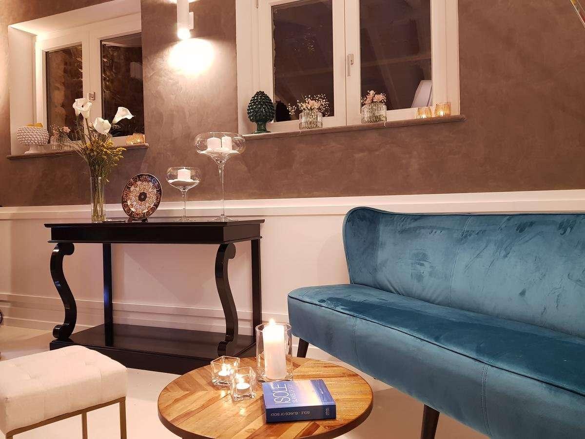 Villa Flora Relais - lobby