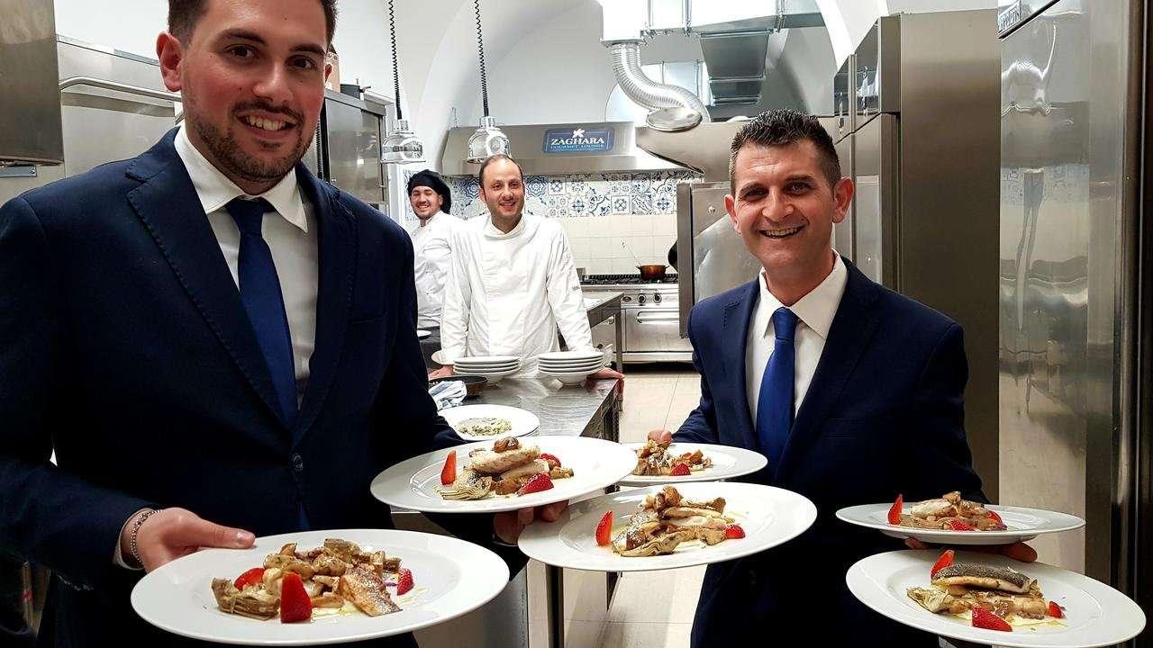 Villa Flora Relais - restaurant