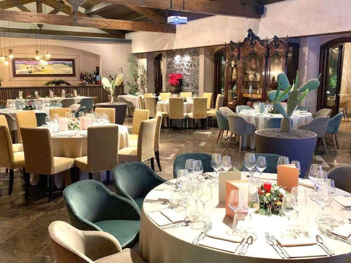 Relais San Giuliano - restaurant