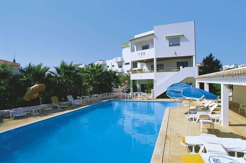 Hotel Alcaide - Praia da Rocha