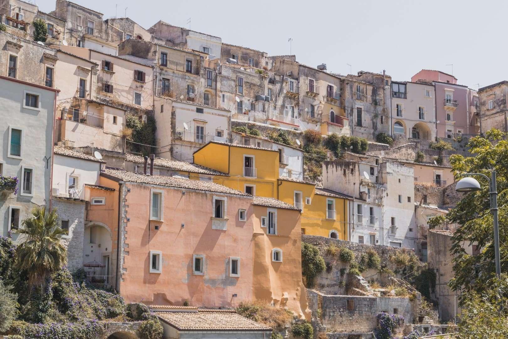 ragusa sicilie huizen