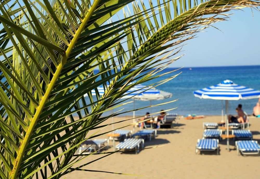 Atma Beach - Faliraki Beach