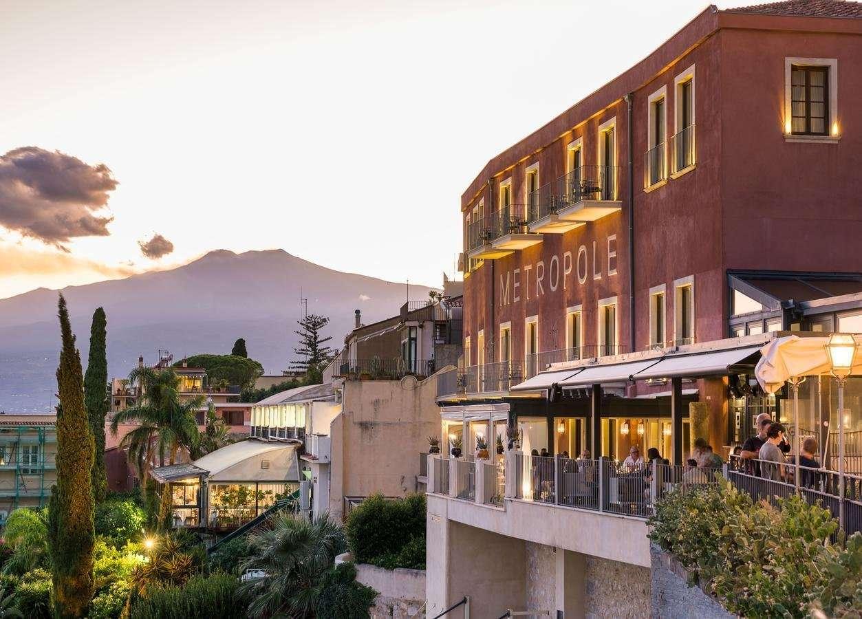 Metropole Taormina - exterieur