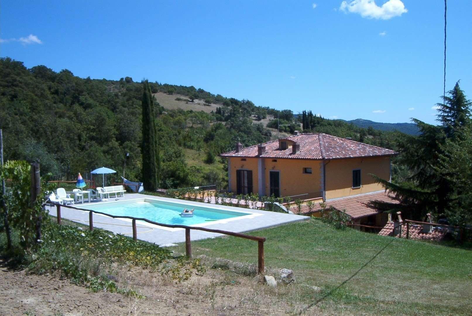 caldesi zwembad en huis