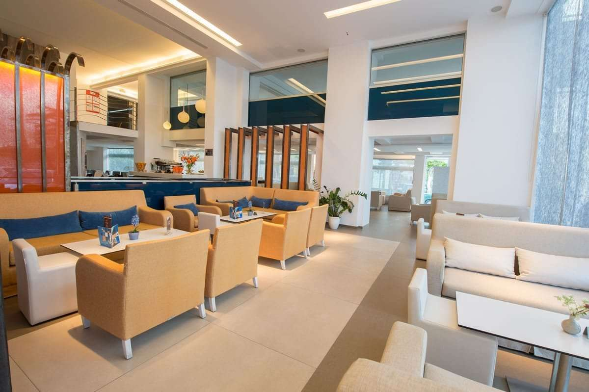 Hotel Astron - Lounge-cafe-iridanos