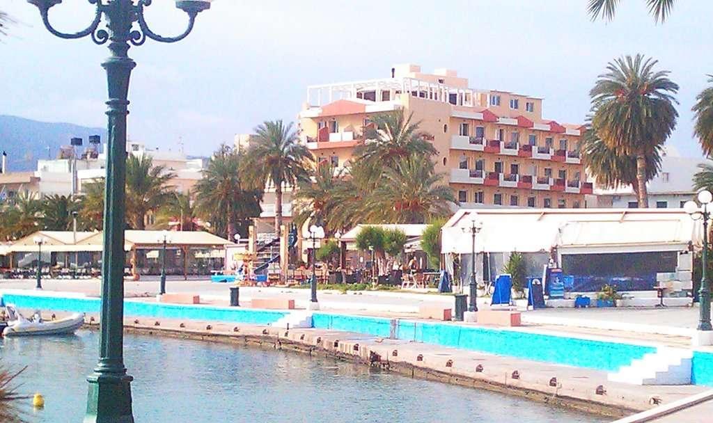 Hotel Itanos - exterieur