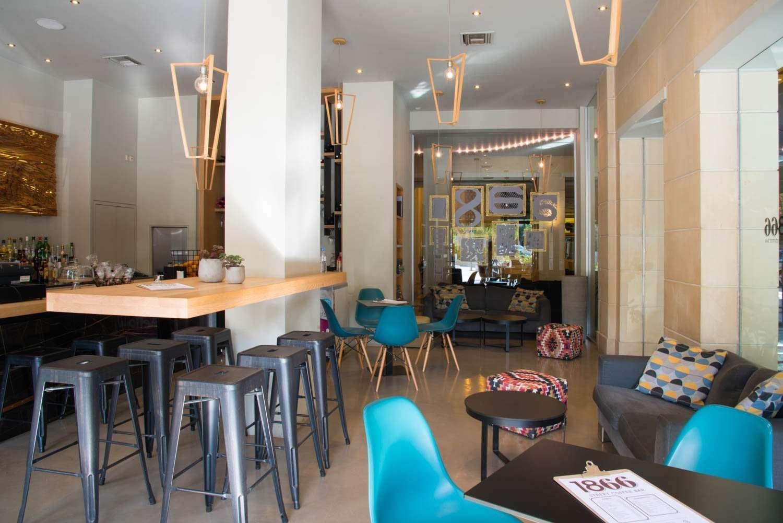 Hotel Olympic - bar