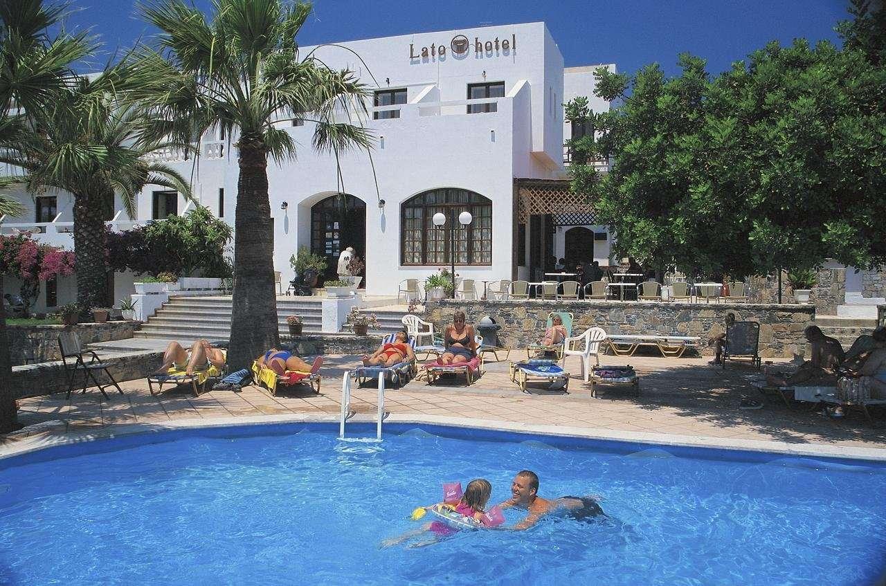 Hotel Lato - zwembad