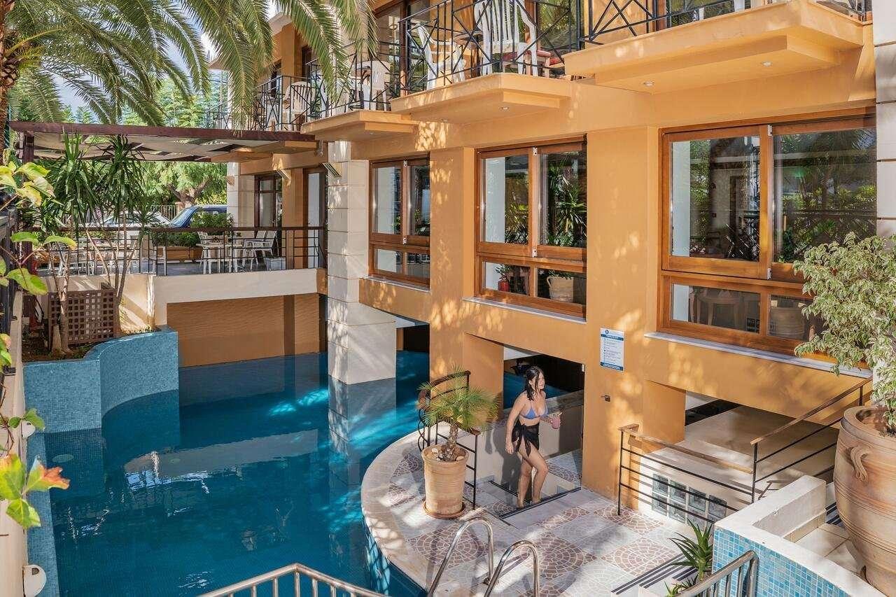 Hotel Brascos - zwembad