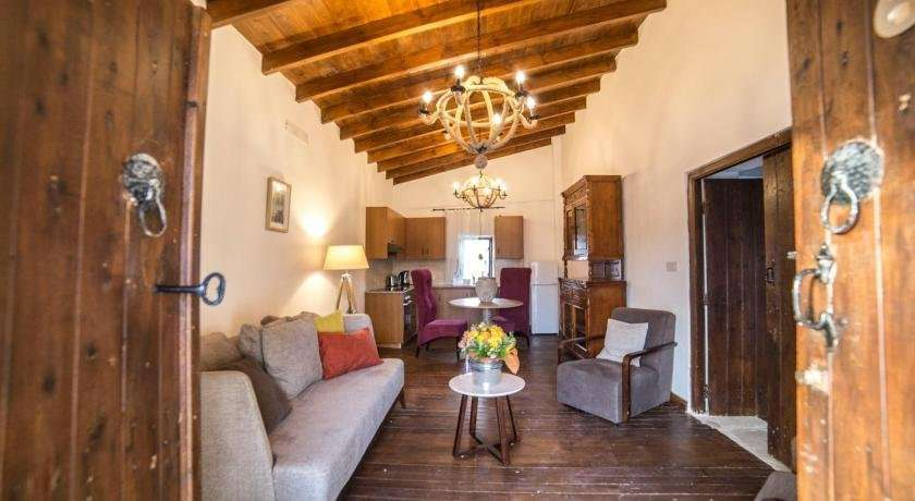 Appartementen Meleni Cottage Houses - Parekklisia