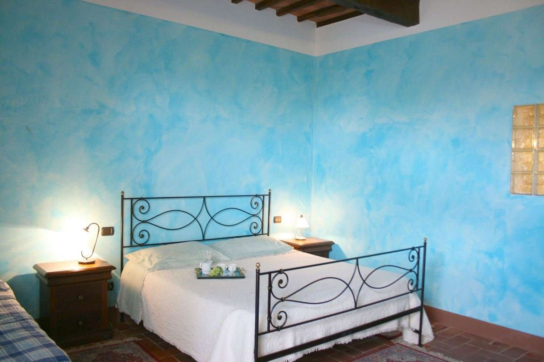 poggiarone - slaapkamer 2 persoonsbed