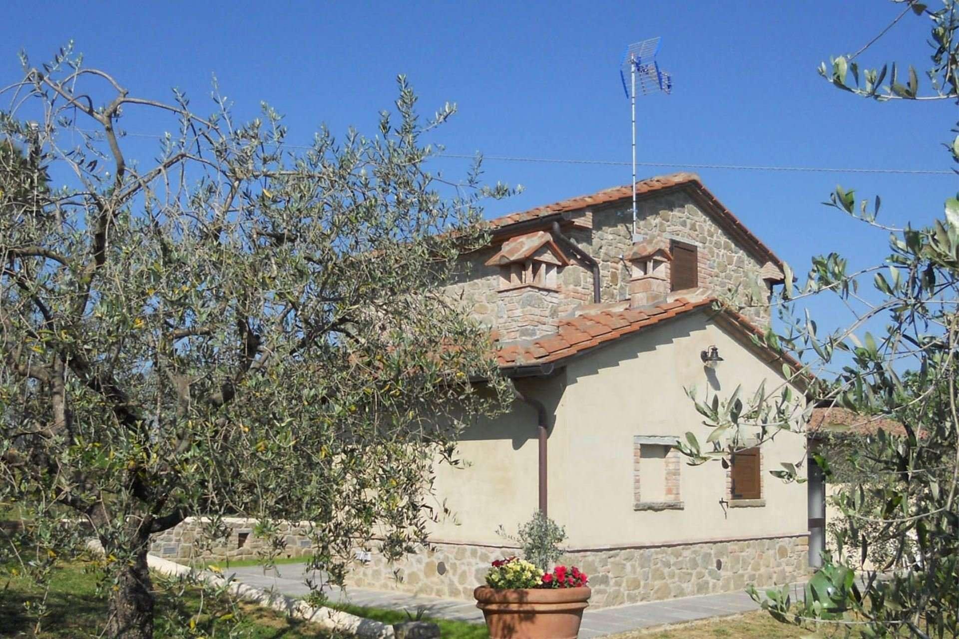 selva degli ulivi - huis met olijfbomen