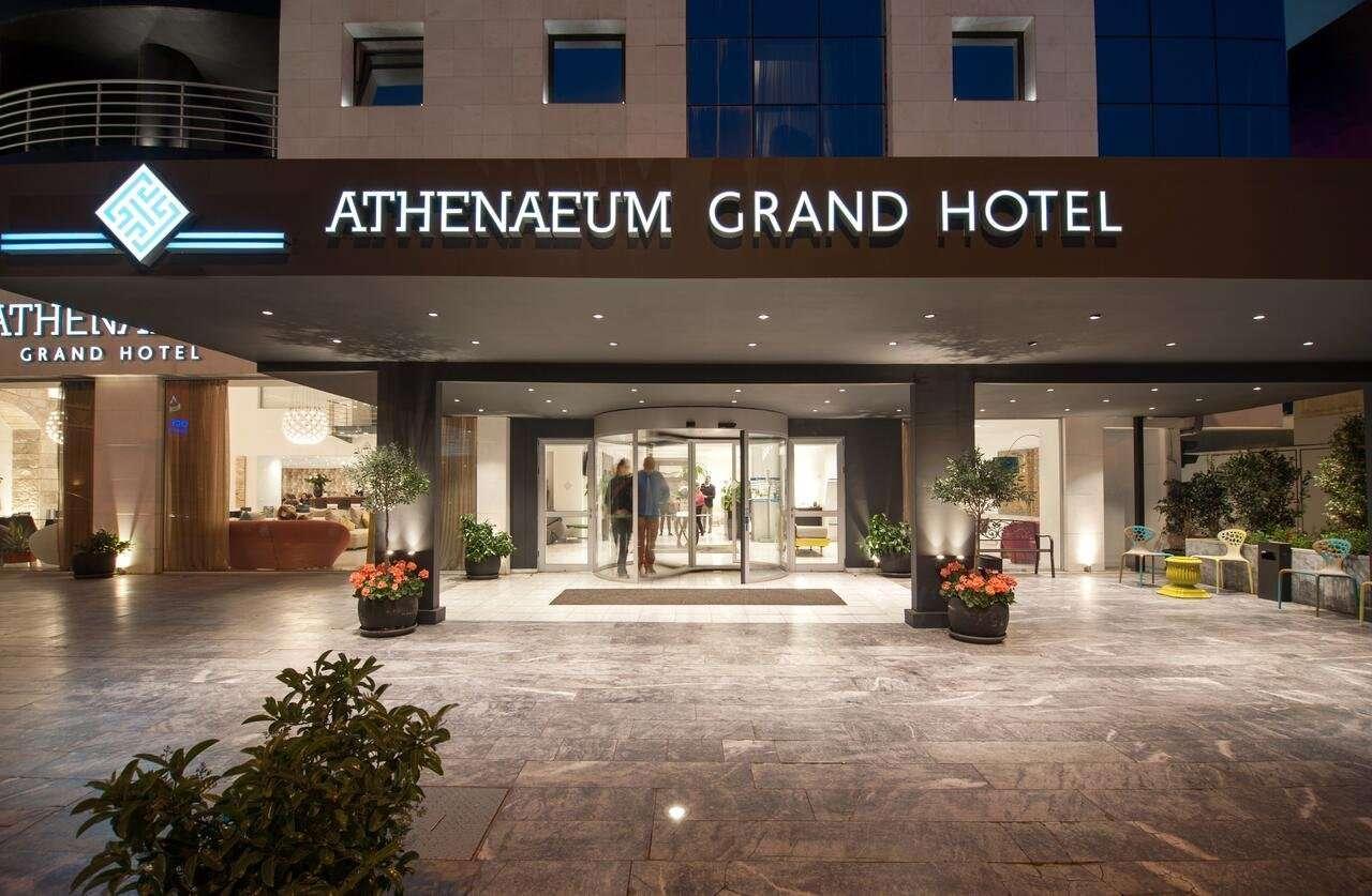 Athenaeum Grand hotel - exterieur