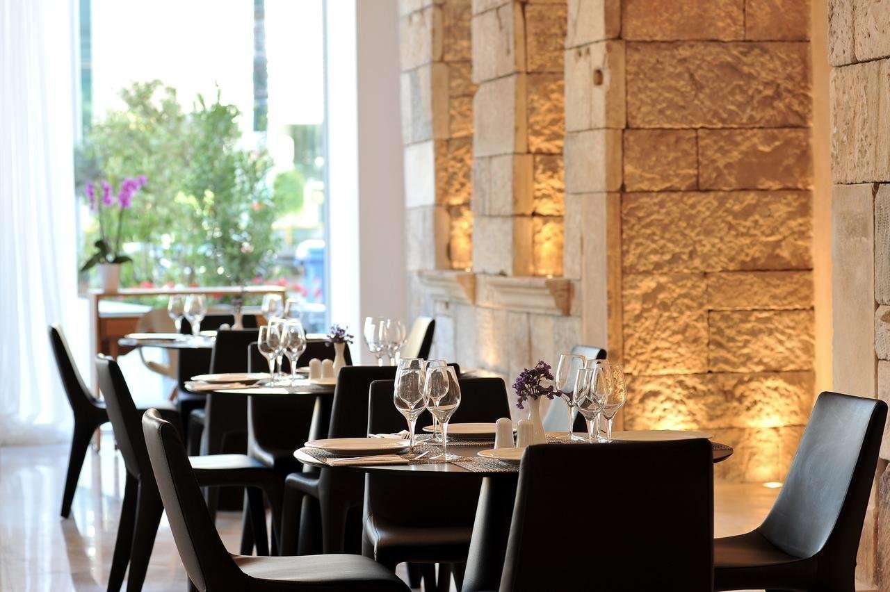 Athenaeum Grand hotel - restaurant