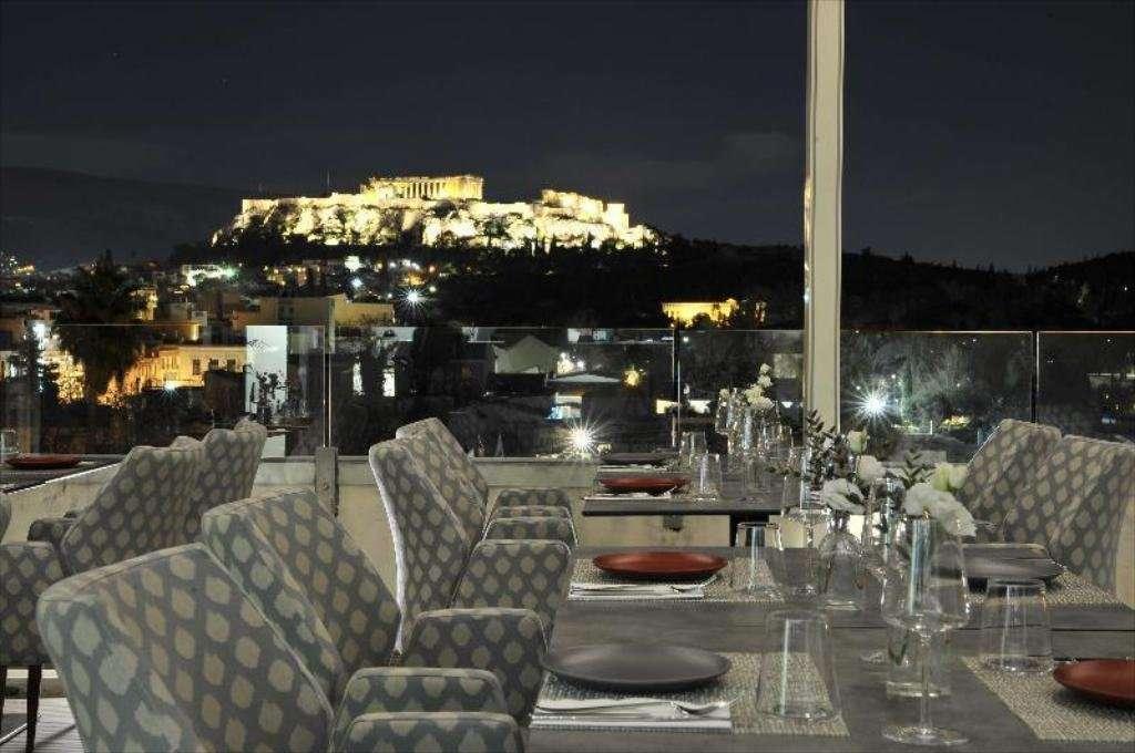 Athenaeum Eridanus Luxury hotel  - restaurant