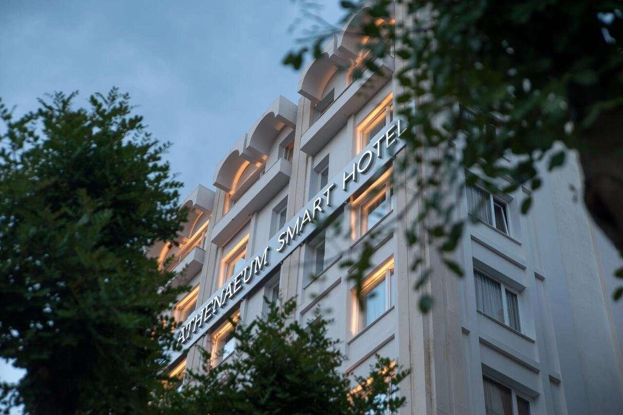 Athenaeum Smart hotel - exterieur