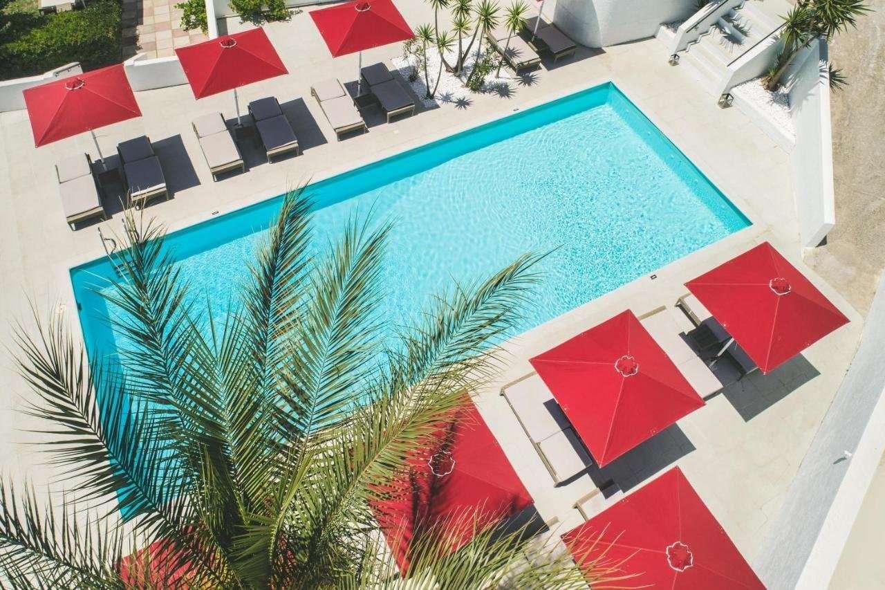 Lithos hotel - zwembad