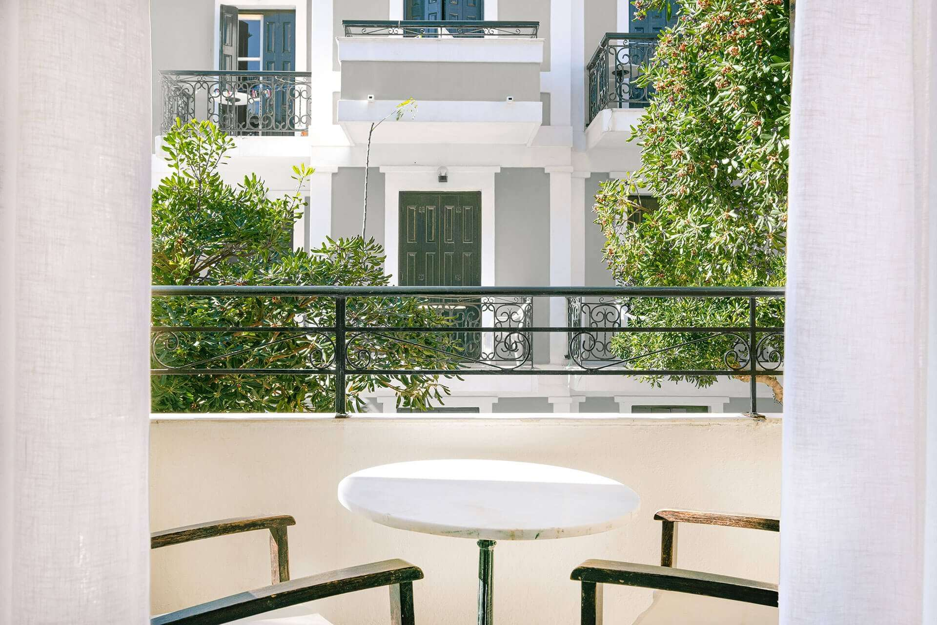 Method hotel - balkon
