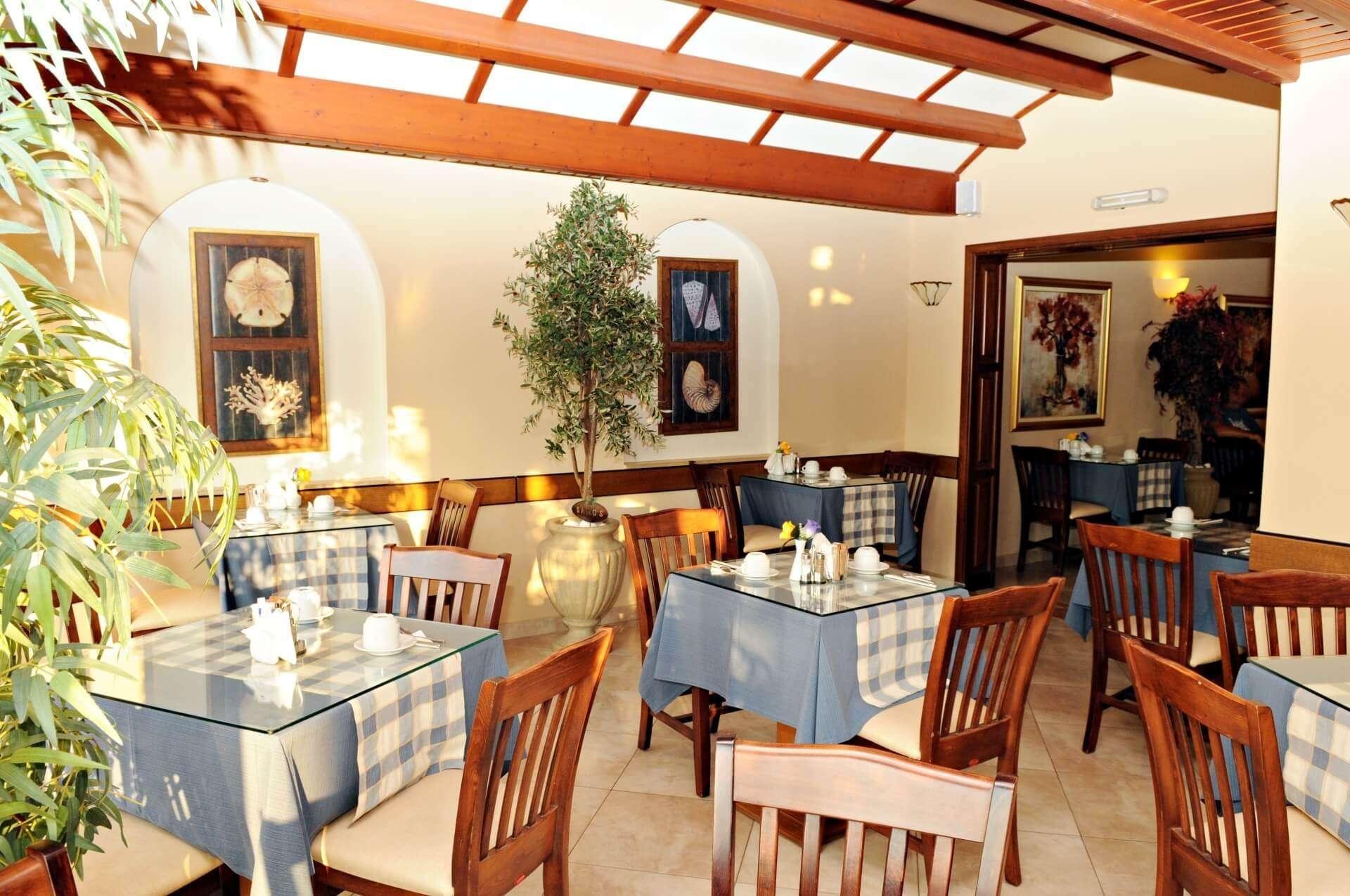 Hotel Athena - restaurant