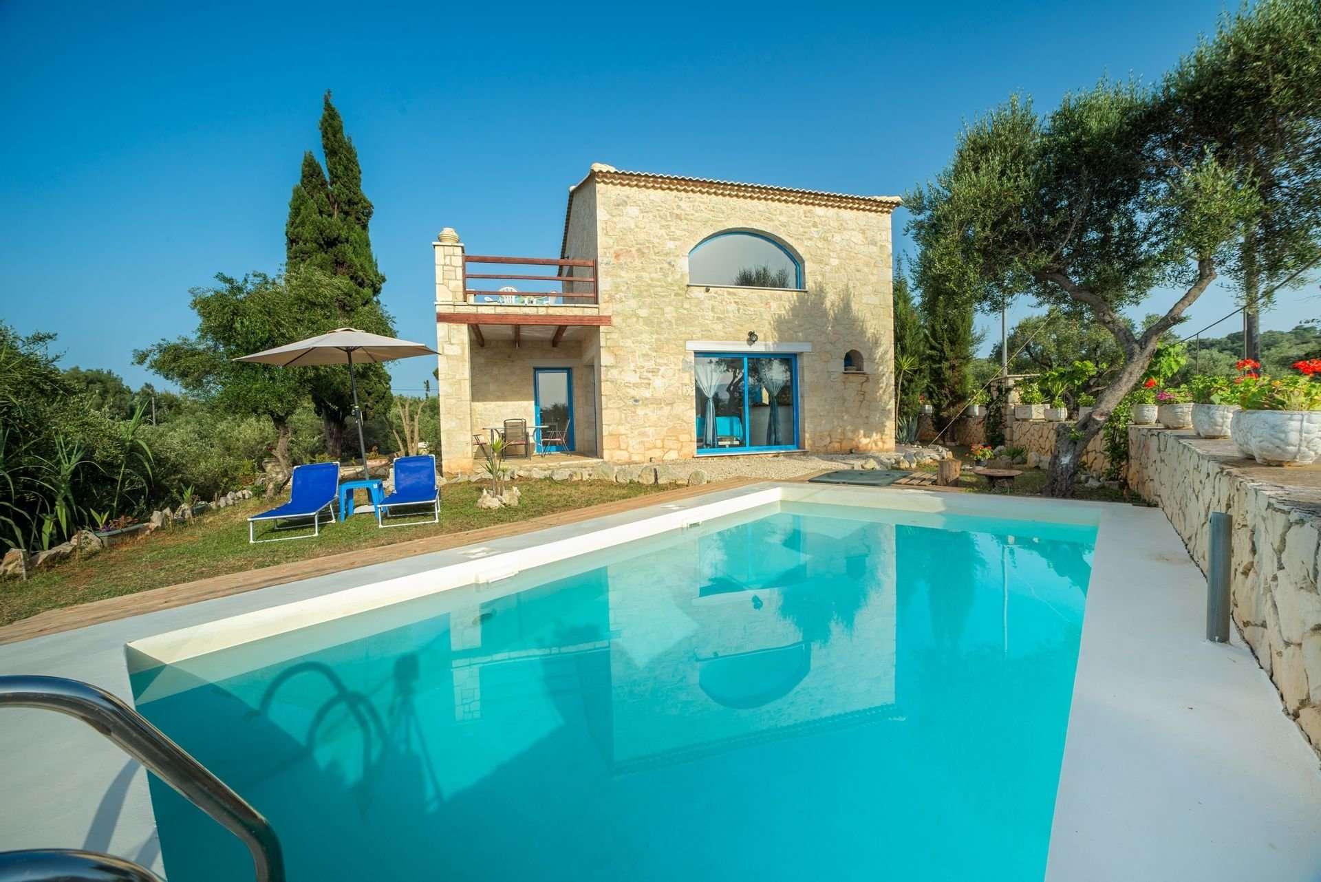 Villa Nout  - zwembad