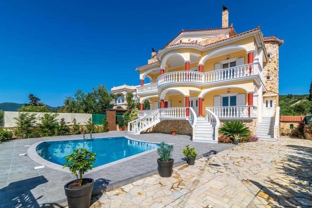 Villa Bella Sole - zwembad