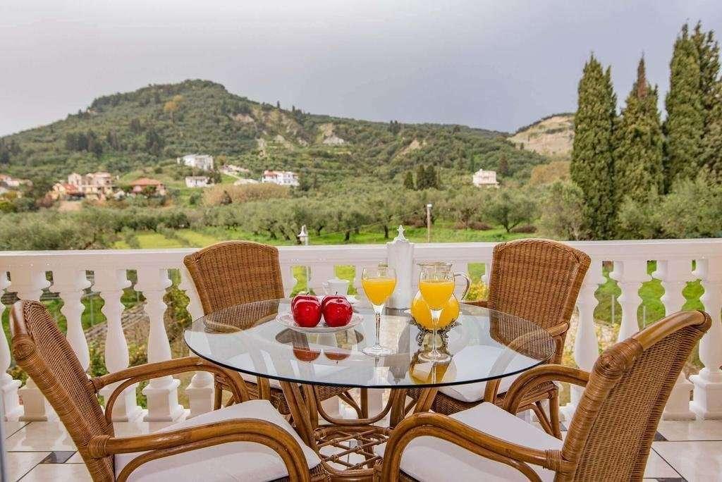 Villa Bella Sole - balkon