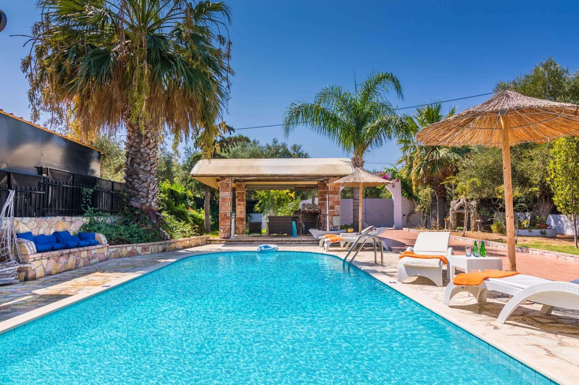 Villa Bella - zwembad