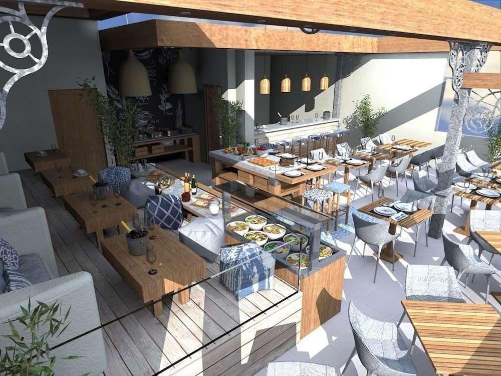 Serenity Blue - restaurant
