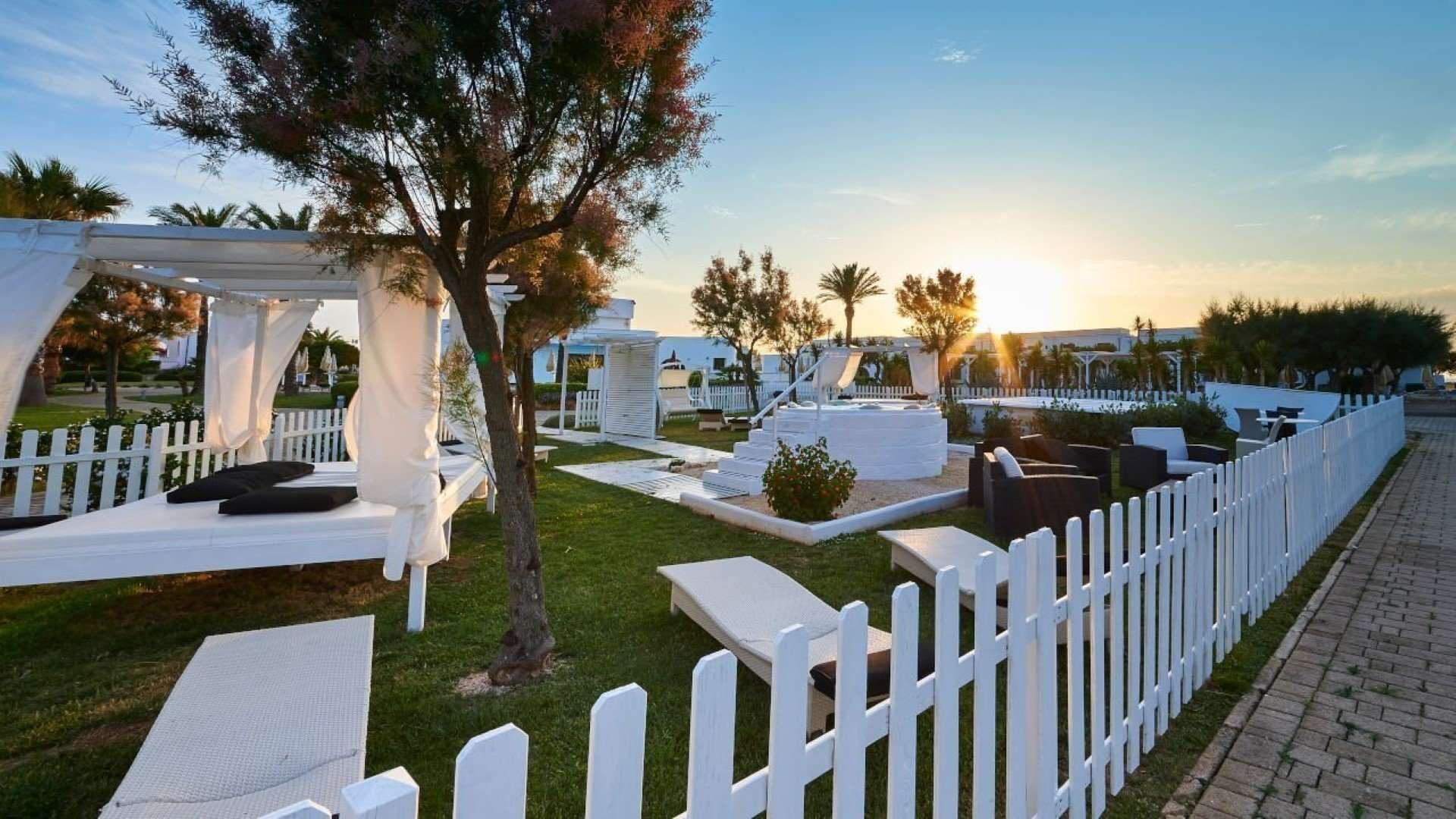 pietrablu resort & spa - puglia - italie - relaxen
