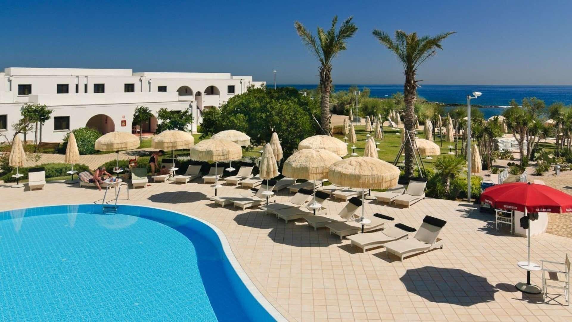 pietrablu resort & spa - puglia - italie - overview