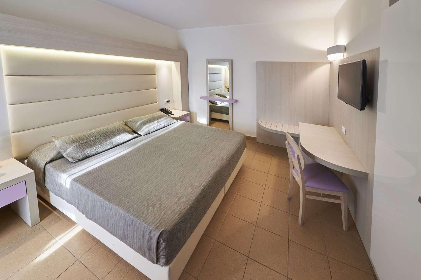riva marina resort - puglia - italie - tweepersoonskamer