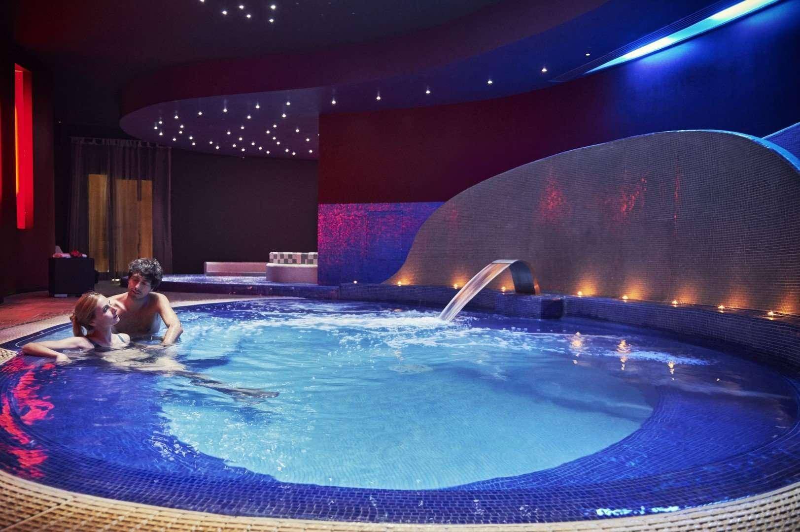 riva marina resort - puglia - italie - indoor zwembad