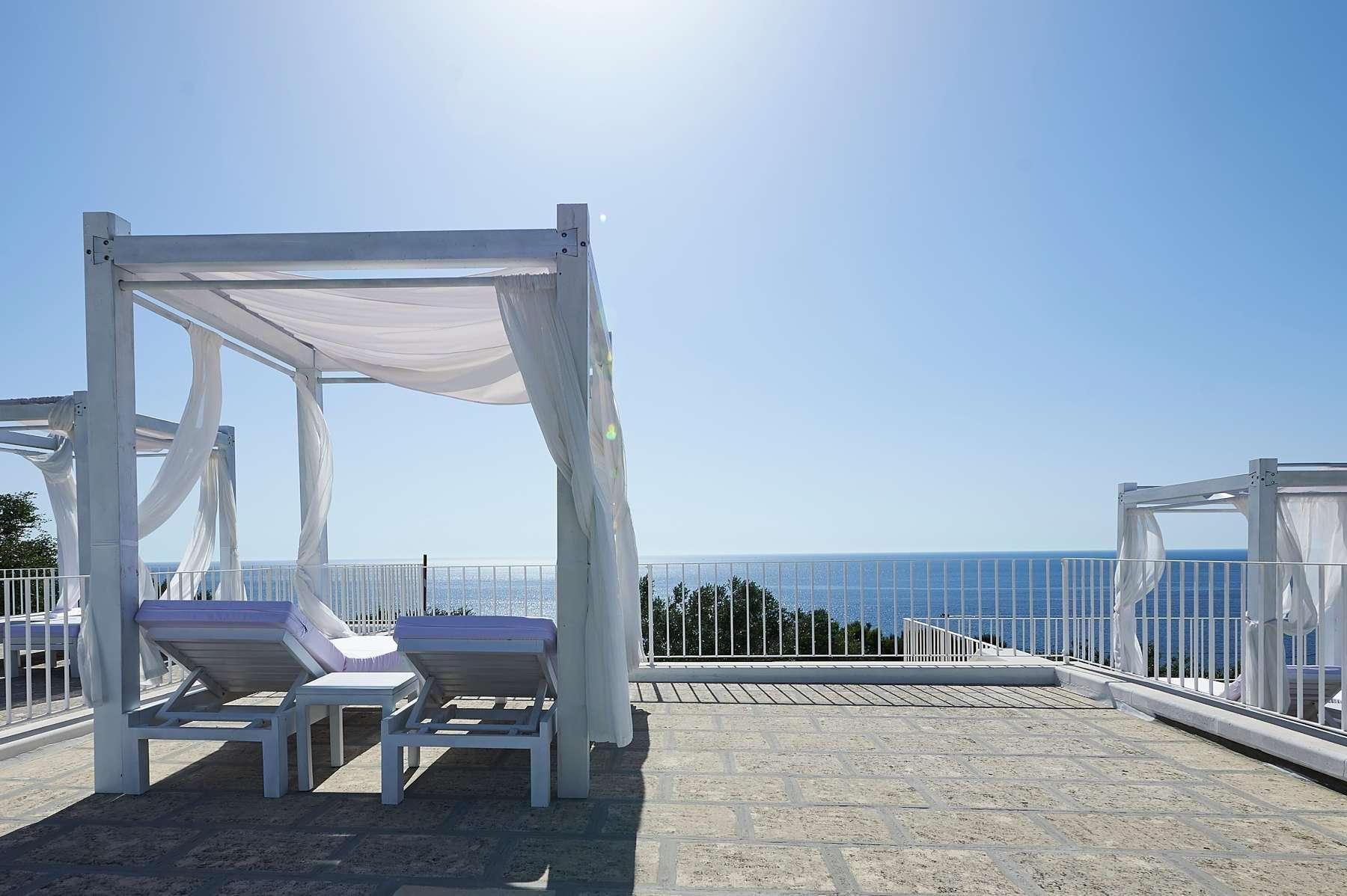 marenea suite hotel - puglia - italie - relaxen aan zee