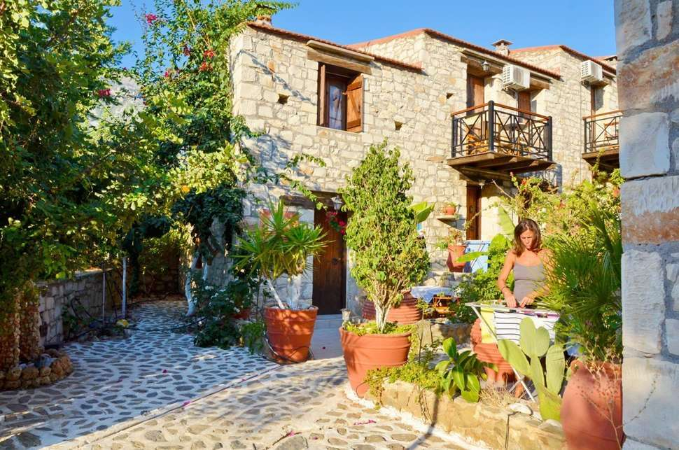 Stone Village  - exterieur