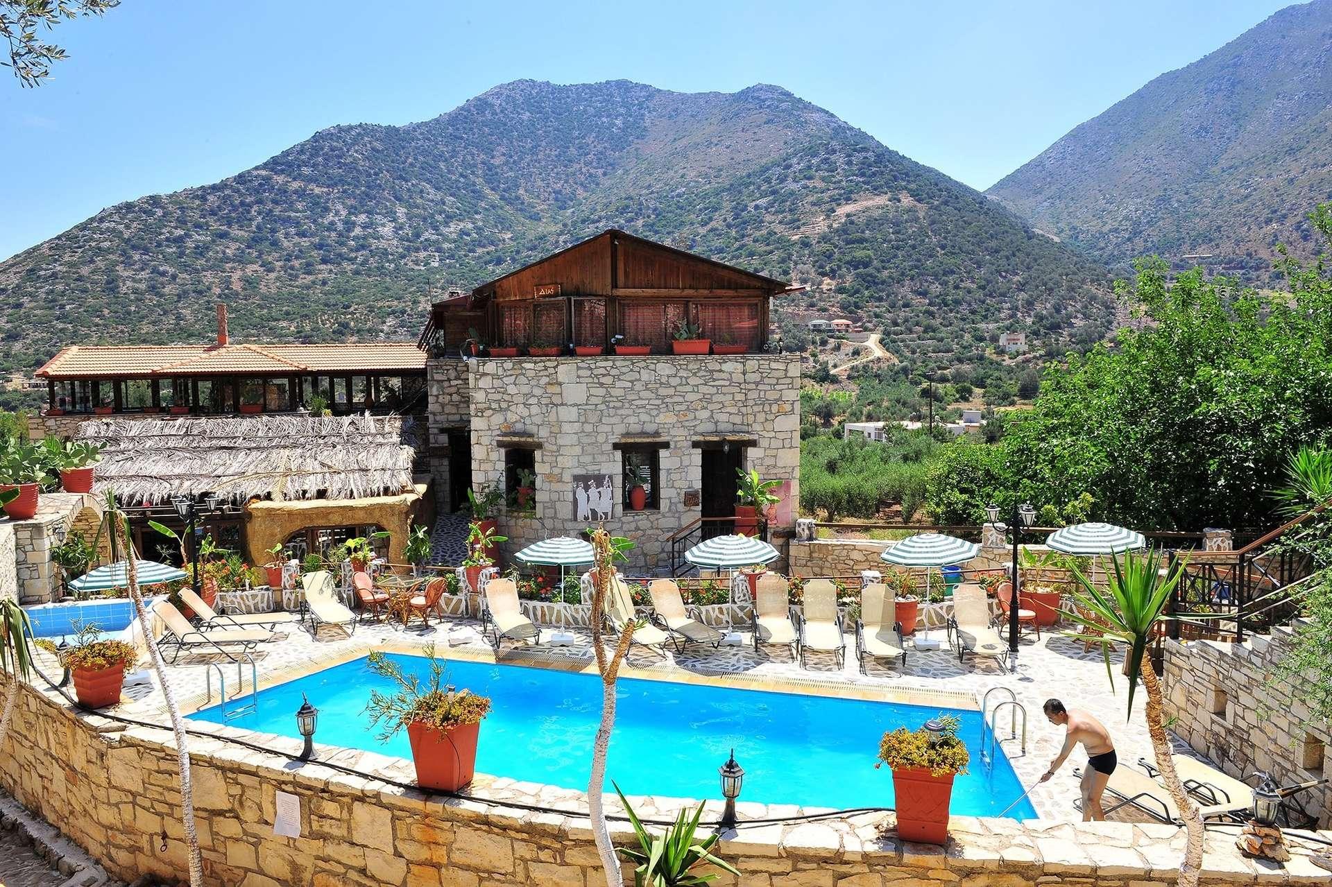 Stone Village - zwembad