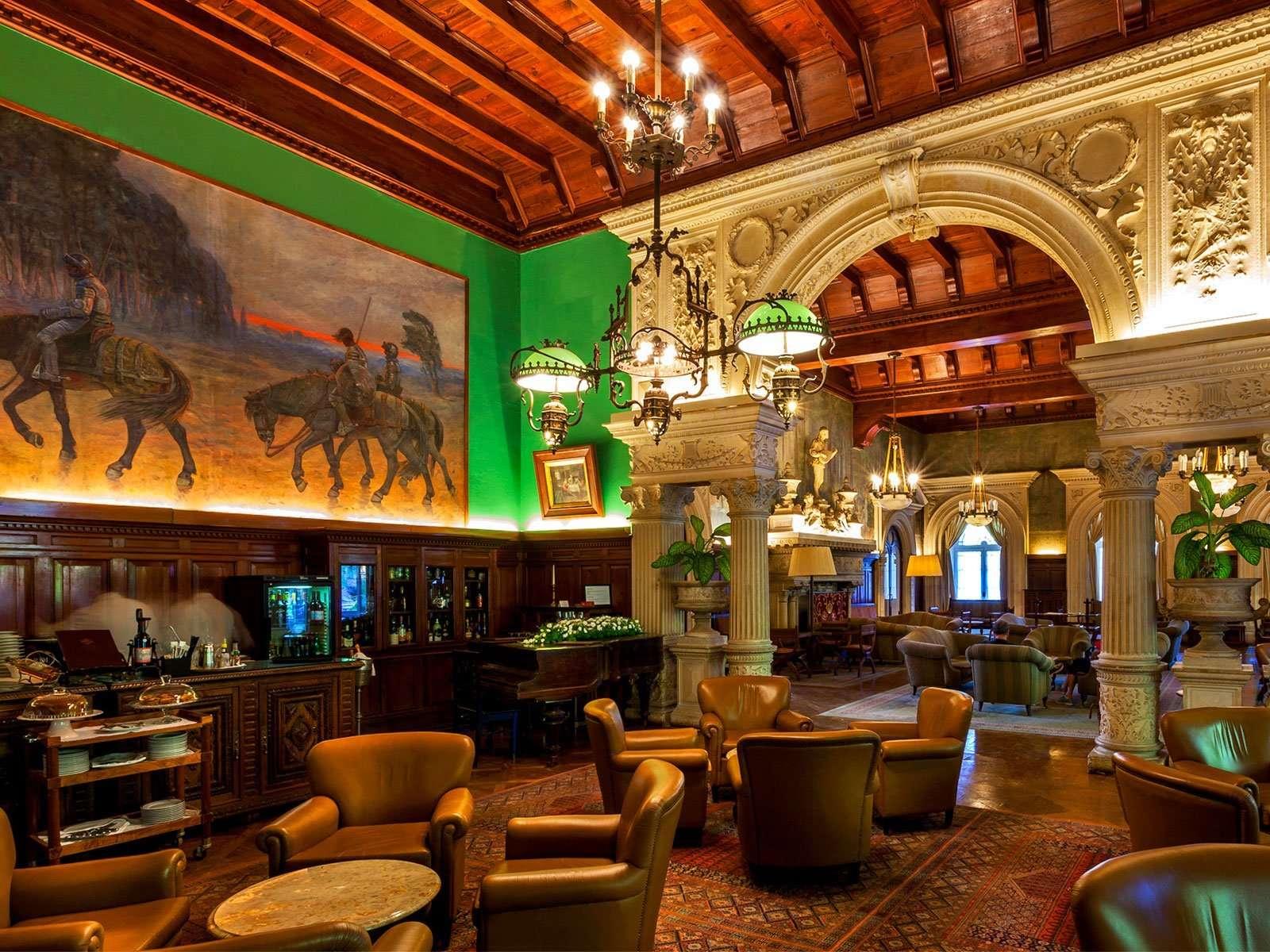 Bussaco Palace hotel - Buçaco
