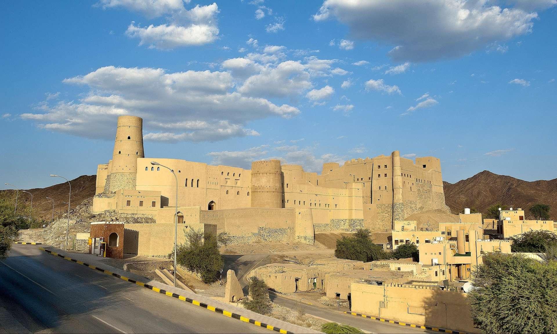 Bahla fort - Oman