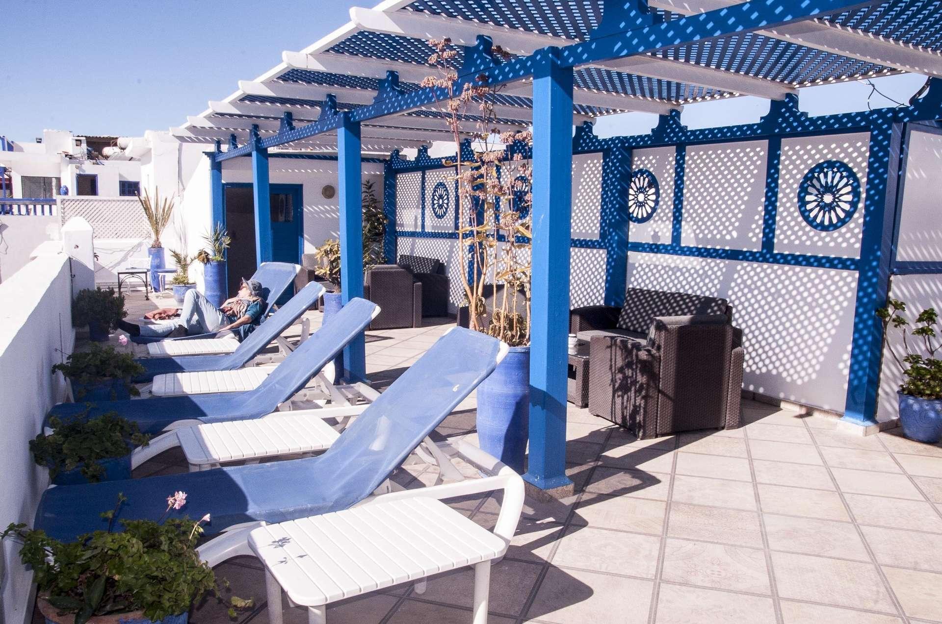 Riad Al Madina dakterras - Essaouira