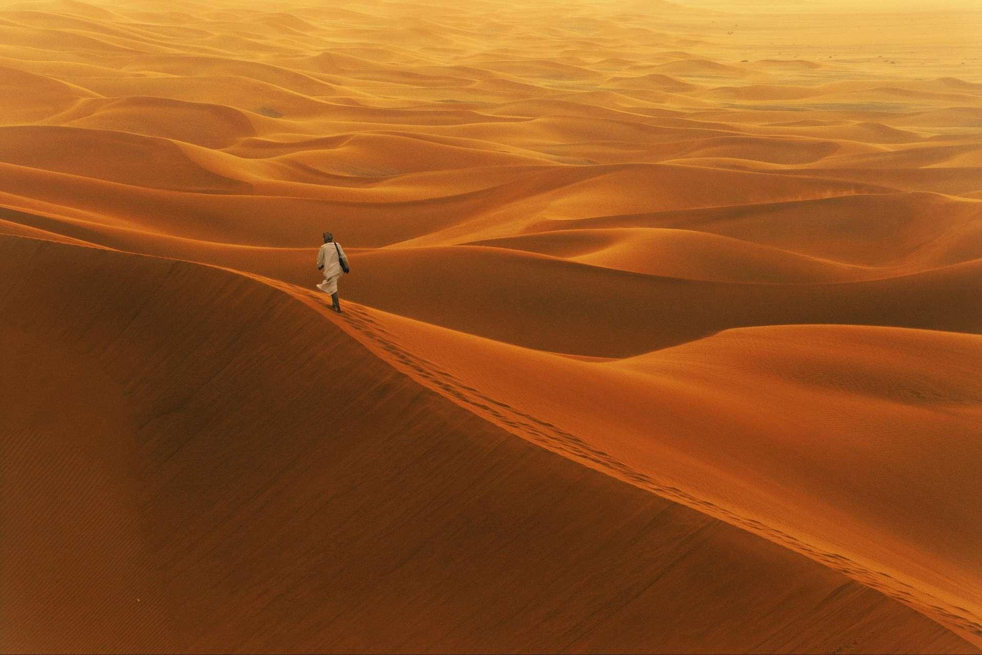 Empty Quarter - Oman