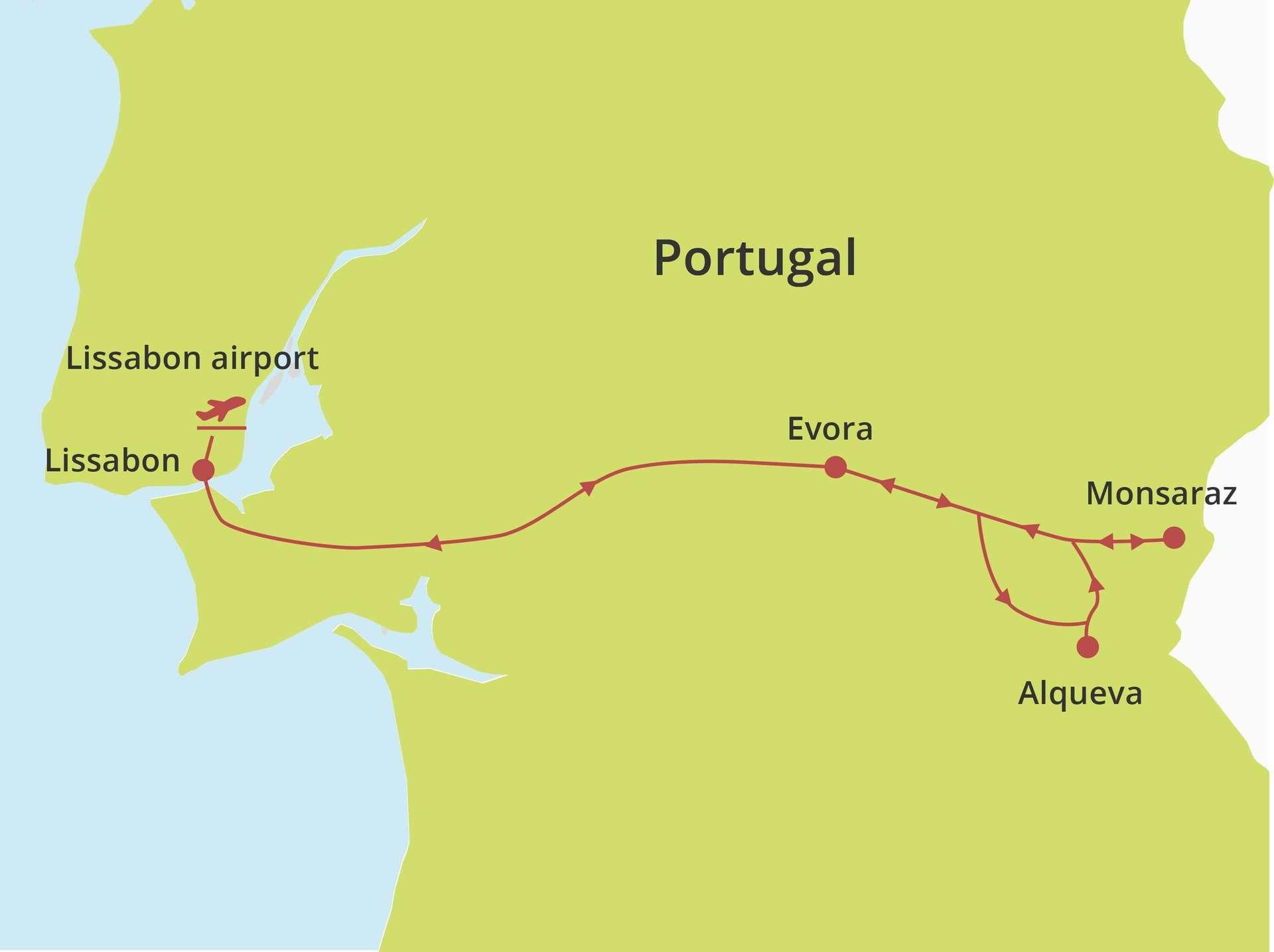 Lissabon & Evora Experience